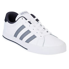 Mens adidas Neo Se Daily Vulco Trainers In White ADITRAIN