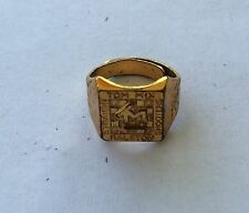 Vintage 1930's Tom Mix Straight Shooters Rolstons Premium Prize Ring
