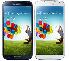 Samsung Galaxy S 4 IV SGH-I337-16GB-AT&T Unlocked Smartphone WHITE-BLACK-RED B-