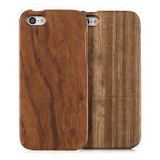 kwmobile WOOD COVER FOR APPLE IPHONE 5C CASE BACK HARD NATURAL MOBILE PHONE
