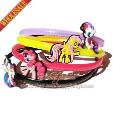 4PCS My little pony Girls Hair Accessories,Cartoon Hairbands,Hair Clasp,Gifts