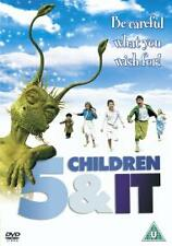 FIVE CHILDREN AND IT - 5 CHILDREN AND IT - NEW / SEALED DVD