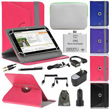 EEEKit Allin1 for 8 in Tablet,Cover Case+Sleeve Bag+Accessories Kit+OTG Cable