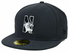 New Era 59Fifty Northwestern Wildcats NCAA Go Custom Fitted Cap Hat $32