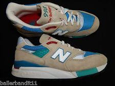Mens New Balance 998 shoes sneakers M998CSB Made in USA 998 Connoisseur Summer