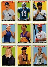 2008 Upper Deck Goudey Sports Royalty High Number SP Short Print You Pick B