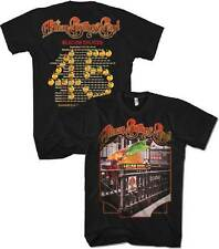 ALLMAN BROTHERS BAND - Subway steps Tour - T SHIRT S-M-L-XL Brand New Official