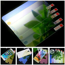Colored Electroplating Mirror Tempered Glass Screen Protector For Smart Phones
