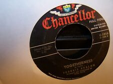 Frankie Avalon - Togetherness / Don't Let Love Pass Me By  45  1960  VG