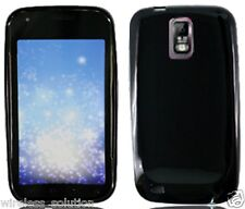 BLACK TPU Protector Gel Case for Samsung Galaxy S2 SGH-T989