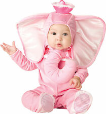 Infant Baby Pink Elephant Animal Costume Halloween