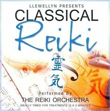 Classical Reiki by The Reiki Orchestra (CD, Apr-2011, Paradise Music)