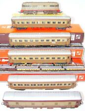 Lima HO 1:87 Italy FS Medium DIESEL LOCOMOTIVE Type D-342 Brown Boxed`74 RARE!