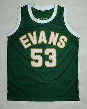 DARRYL DAWKINS EVANS HIGH SCHOOL JERSEY Green NEW SEWN ANY SIZE XS - 5XL