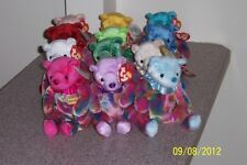 HAPPY BIRTHDAY MONTH  TY BEANIE BABY BABIES BEARS MWMT 24 VARIATIONS