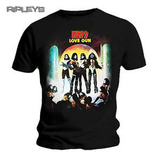 Official T Shirt KISS Rock n Roll Gene Simmons Band   Love Gun All Sizes