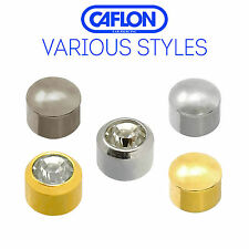 Ear Studs x 1 pair for Ear Piercing Various Styles Types Available CAFLON