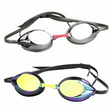Adult UV Protection Eye Protect Anti Fog Swimming Swim Goggle Glasses Adjustable