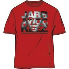 America's Best Dance Crew MTV Jabbawockeez Dance Face Fill Logo Red T-shirt