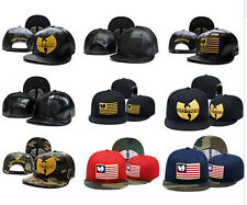 2015HOT!New Unisex WU TANG Snapback Hats Hip-Hop adjustable bboy Baseball Cap