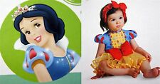 NEW Disney Deluxe Infant Costume-Princess Snow White-Size 6-12Month/12-18 Month