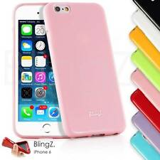 iPhone 6 iPhone 6s (4.7 inches) Colorful TPU Gel Jelly Soft Silicone Case Cover
