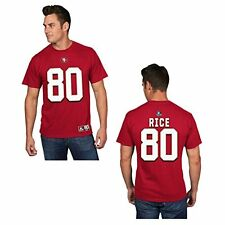 San Francisco 49ers Jerry Rice Red Eligible Receiver II T-Shirt
