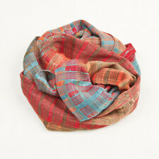 Infinity Scarves of Organic Bamboo, Silky Calabe Scarf, No Synthetics