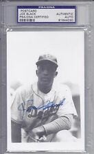 Joe Black -  AUTOGRAPHED POSTCARD -  PSA/DNA  - Brooklyn DODGERS