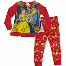Disney Princess Pyjamas | Beauty & the Beast Pyjamas | Beauty and the Beast Pj's