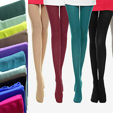 Sexy Women Fashion Velvet Opaque Footed Tights Pantyhose Thick Stockings Socks