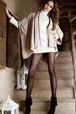 Trasparenze Belarus Fume Lace Tights - Made in Italy