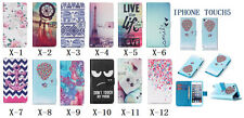 New PU Magnetic Leather Wallet Flip Case Cover for APPLE IPOD TOUCH 5 5TH GEN