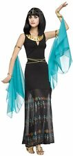 Egyptian Queen Cleopatra Costume Dress Sexy Adult Princess - S/M 2-8, M/L 10-14