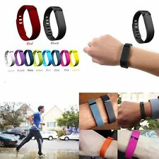 Large Replacement Bands for Fitbit Flex Wrist Band Wristband Bracelet with Clasp