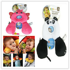 Baby Kids Toddler Travel Car Seat Stroller Neck Saver Positioner Support PillowJ