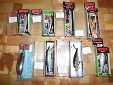8- Assorted Rapala Crankbait Lures