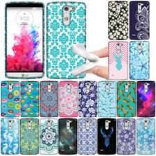 For LG G3 Stylus D690 D690N D693 D693N Various Pattern TPU SILICONE Case Cover