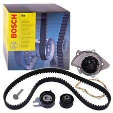 ORIGINAL BOSCH ZAHNRIEMEN SATZ WASSERPUMPE SET FORD MONDEO 4 2.0 TDCI (Passt zu: More than one vehicle)