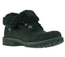 NEW TIMBERLAND Boots AF Roll Top men's boots Black Winter boots Outdoor