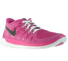 NEW NIKE shoes Children/Ladies Free 5.0 Running Pink 644446 602 Sports