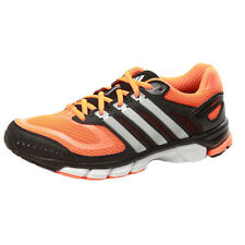 Adidas Response Cushion 22 M Shoes Running Shoes Sneakers Jogging black-orange