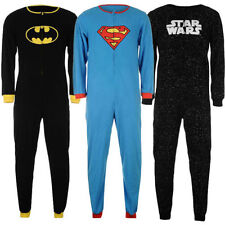 Marvel Onesie Superman Batman Spiderman Men'S Jumpsuit S M L XL XXL new
