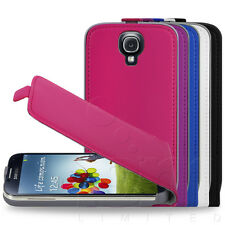 SLEEP & WAKE BATTERY SAVING PU LEATHER FLIP CASE FOR SAMSUNG GALAXY S4 i9500