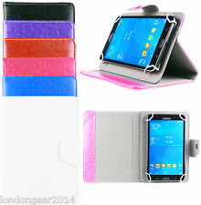 """Universal PU Leather IPad Cover Case Notebook Cover Tablet 7"""",8"""",10"""" Case Cover"""