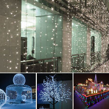 200 LED Solar Power Fairy String Light Outdoor Garden Lawn Xmas Party For Garden