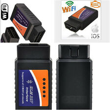 ELM327 Bluetooth V2.1 Interface WiFi Android OBD2/OBD II Car Diagnostic Scanner2