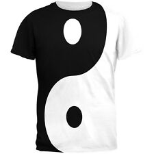 Ying Yang All Over Adult T-Shirt