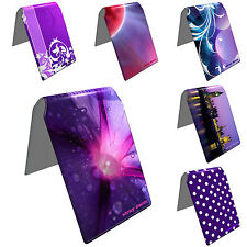 Stray Decor (Purple Designs) Bus Pass/Credit/Travel/Oyster Card Holders