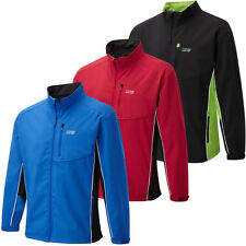 Cypress Point 2014 Mens Full Zip Lined Bonded Windproof Golf Jacket Windshirt